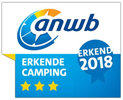 ANWB-genehmigter Campingplatz