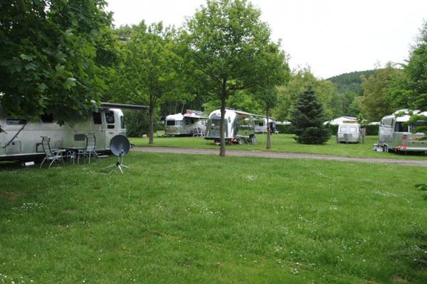Stellplatz für Wohnmobile/Camper